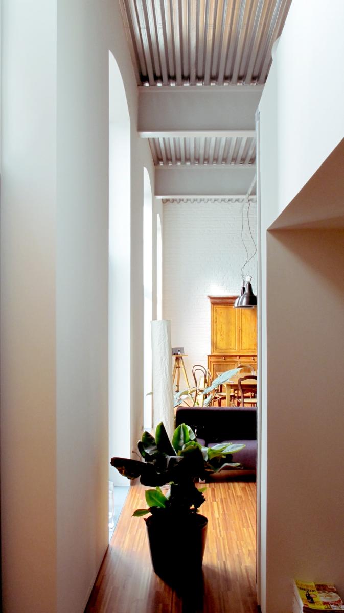 Loft roegiers/boon   projecten   plano architecten